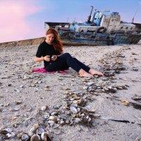 Розовый закат :: Андрей Хлопонин