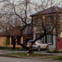 Утро в переулке :: Константин Бобинский