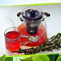 А вы чай из вишнёвых веточек пробовали? :-) :: Андрей Заломленков