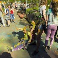 Фестиваль красок :: Владимир Шибинский