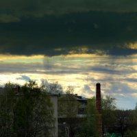 Лило, лило по всей земле во всe пределы :: Елена Минина