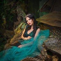 Мать драконов. :: Анжелика Маркиза