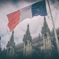 Реймсский собор - свидетель многовековой истории Франции :: Константин Подольский