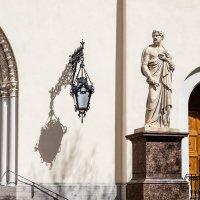 Фрагмент Лютеранской церкви Святых Петра и Павла (Санкт-Петербург) :: Игорь Викторов