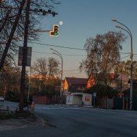 Зелёный на Луну :: Валерий Иванович