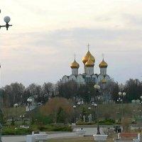 Волжская набережная в Ярославле :: Ольга Довженко