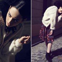 Fashion Streetstyle :: Валерия Кошериева