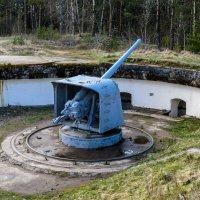Корабельная артиллерийская установка :: Константин Шабалин