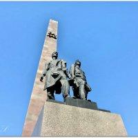 Защитникам Ленинграда.Вечная память и благодарность! :: Лариса С.