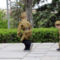 Бойцы Красной Армии :: Dr. Olver ( ОлегЪ )