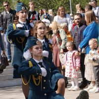Смена караула у Вечного Огня :: Наталия Григорьева