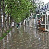 Дождливый день в Пятигорске :: Елена