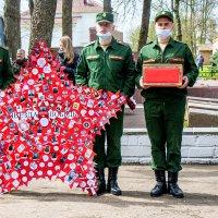 Звезда Победы! 9 мая 2021 :: Татьяна Семенова