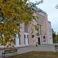 Концертный зал  Шалкыма :: Андрей Хлопонин