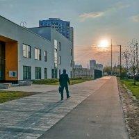 Утром рано на работу... :: Валерий Иванович