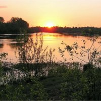 Майские рассветы :: Геннадий Худолеев