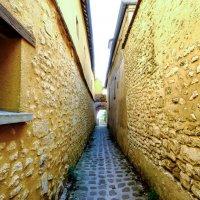 Самый узкий переулок в г. Provins :: Георгий А