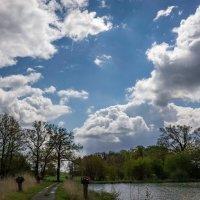 Свет и небо :: Николай Гирш