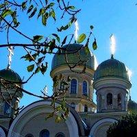 Солнышко осветило кресты :: Евгений