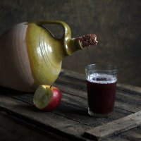 Старое вино ..... :: Анатолий Святой