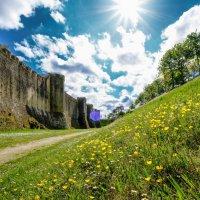 Крепостные ворота и укрепленные валы :: Георгий А
