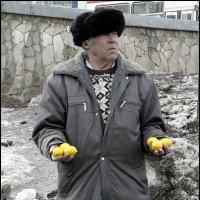 Продавец Лимонов :: Меднов Влад Меднов