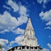 Коломенское. Церковь Вознесения Господня. :: Надежда Лаптева