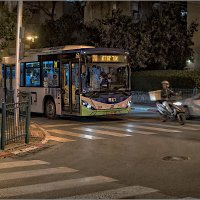 Вечерний город :: Lmark