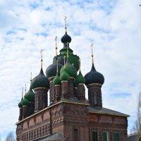 Ярославль.Церковь Иоанна Предтечи 1671 г. :: Владислав Иопек