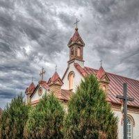 Один из католитических храмов Латвии :: Vlaimir
