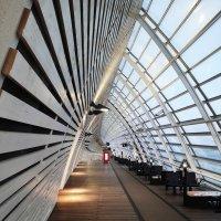 Вокзал Avignon TGV :: Юрий Воронов