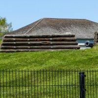 Так англичане защищали Форт Йорк в боях 1813 г. за город Йорк (сейчас Торонто) :: Юрий Поляков