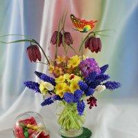 А цветы радуют :: Людмила Торварт