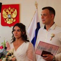 Первое интервью новоиспечённой семьи! :: Марина Валиуллина