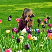 Вдохнуть аромат Весны... :: Sergey Gordoff