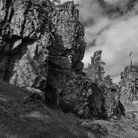Вершины они разные, большие и малые :: Walter Dyck