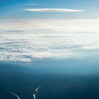Воздушные измерения :: Мария Буданова