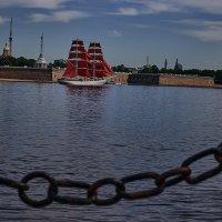 Алые паруса :: Геннадий Колосов