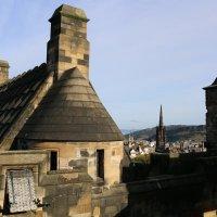 В эдинбургской крепости :: Ольга