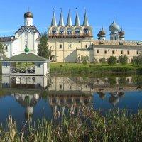 В монастыре :: Сергей Григорьев
