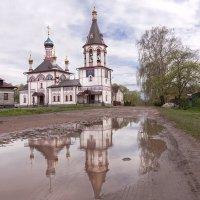 Знаменская Церковь, Переславль-Залесский :: Елена Елена