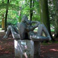 В парке Оливских аббатов :: Сергей Карачин