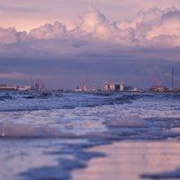 Город у Белого моря :: Елена Третьякова