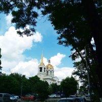Купола и облака :: Татьяна Р