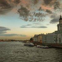 Вечер :: Александр Игнатьев