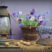 Со старой лампой и утюгом...Кто помнит? :: TAMARA КАДАНОВА
