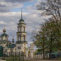Церковь Михаила Архангела :: Сергей Цветков