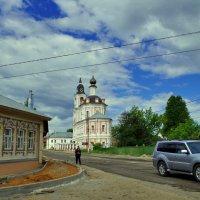 В городке одном .... :: Святец Вячеслав