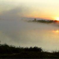Дыхание реки :: Геннадий Худолеев