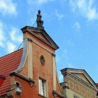 Гданьские фасады :: Сергей Карачин